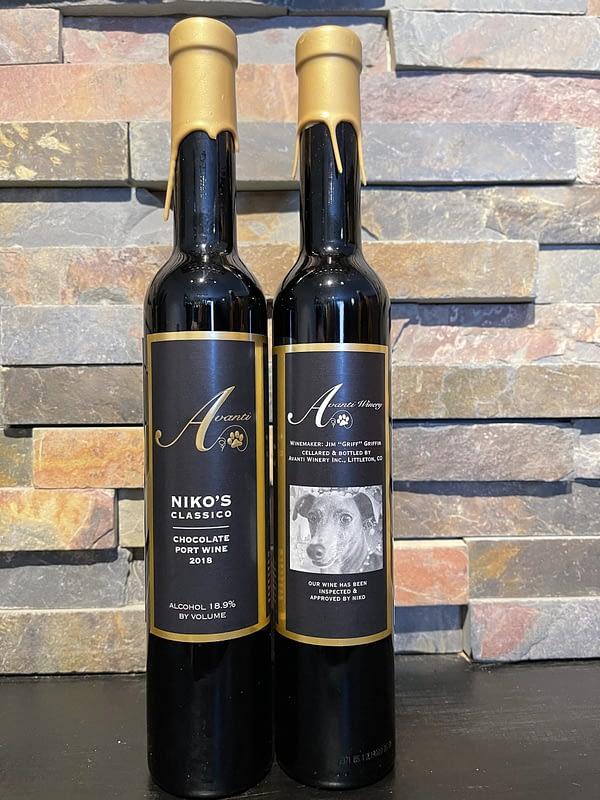 Chocolate Port Wine
